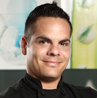 Chef Steven McQueeny